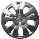 "14"" Metallic Grey Andretti Wheel Trims"